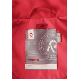 Reima Fudge Overall Kinder coral red